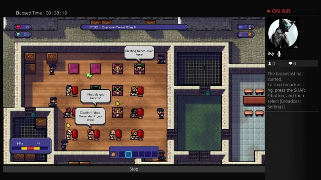 The Escapists 2 Gameplay