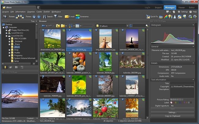 iPhoto For PC Windows 10
