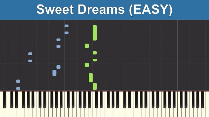 Synthesia Piano Easy