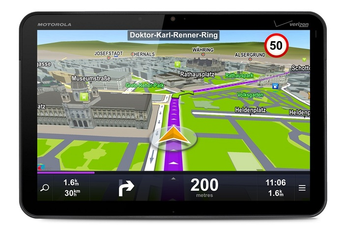 GPS Navigation Premium +Traffic