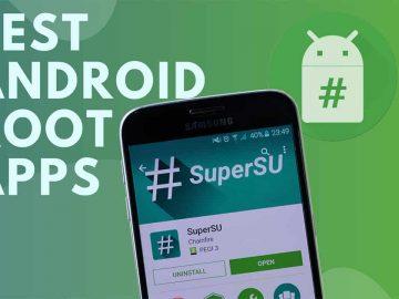 Best 5 Root Apps