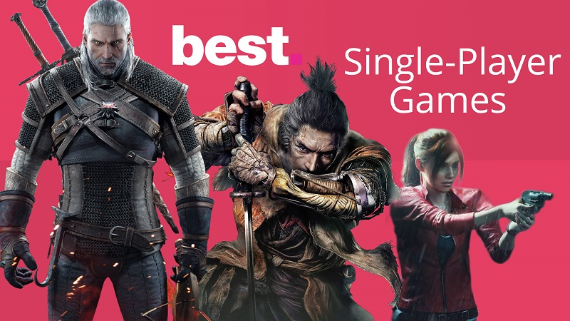 3 Single-Player PC Games