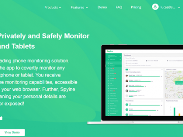 spyine-homepage