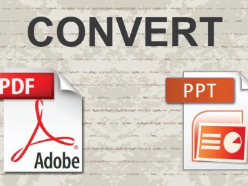 Best PDF to PPT Converter Software For You to Use